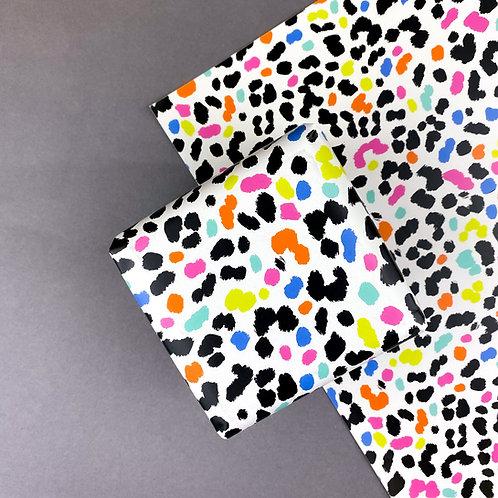 Mix Leopard print Gift-wrap