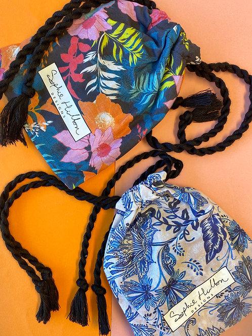 Sample Sale Mask - Paisley vs Graphic Floral