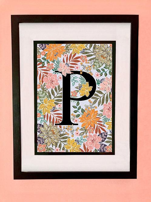 Indonesian Alphabet P-Z