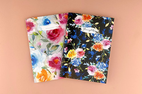 'The Floral Club' Notebooks