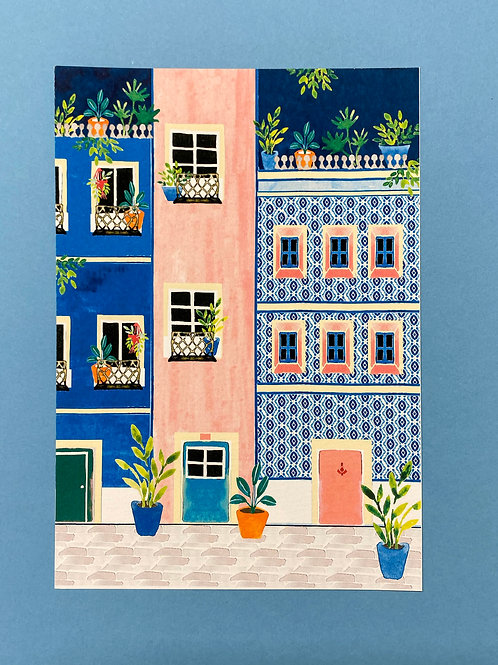 Lisbon... (wrong size)