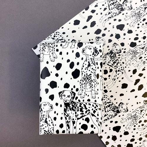 101 Dalmatian Gift-wrap