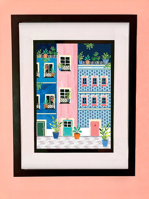 Lisbon Pink