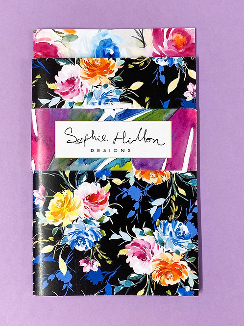 Floral Notebook Set (Two)