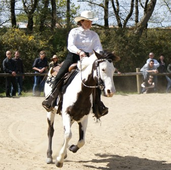 Edith et Soft reining