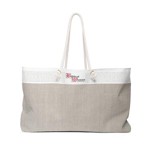 Faith Weekender Bag