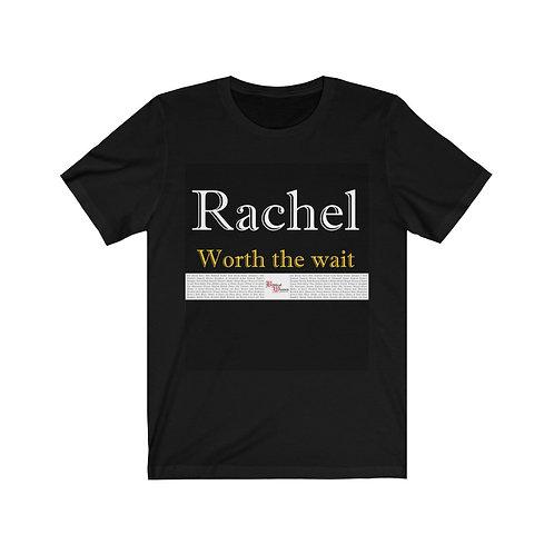 Rachel Short Sleeve Tee