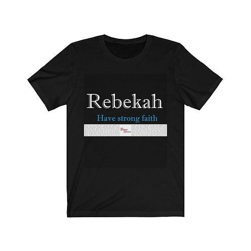 Rebekah Short Sleeve Tee