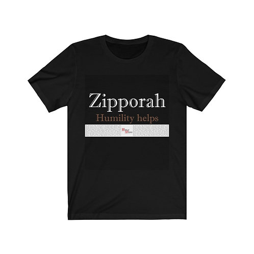 Zipporah Short Sleeve Tee