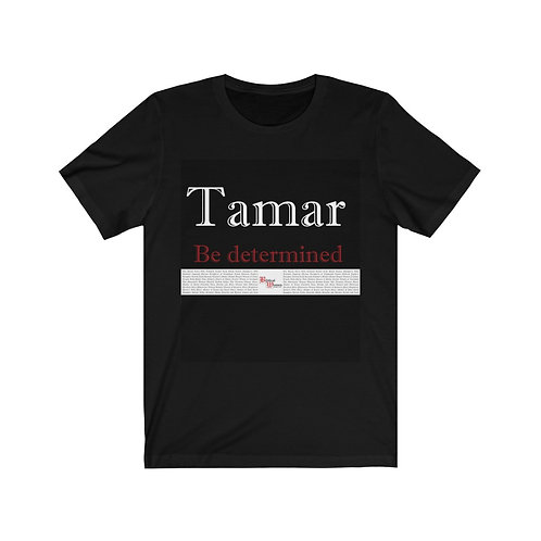 Tamar Short Sleeve Tee