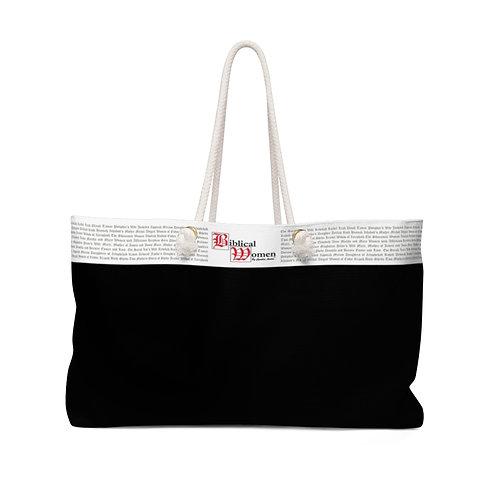 Justice Weekender Bag