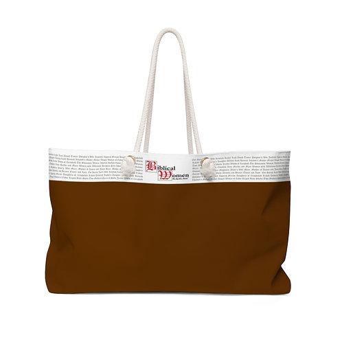 Jewel Weekender Bag