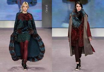 Меха, Меховая мода в журнале Fashion Fur & Leather, Grandi, купить шубу, купить меха