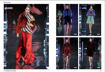 Мех, Меховая мода в журнале Fashion Fur & Leather, меха Pajaro, Меховая выставка в МиланеTheonemilano, Mifur