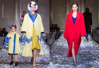 журнал Fashion Fur&Leather 2017 Remix Eurasia, Меха, Меховая мода, Меха Екатерина