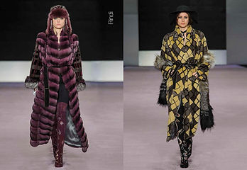 журнал о мехах Fashion Fur & Leather, Меха, Меховая мода, Rindi