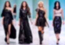 журнал о меховой и кожевенной моде Fashion Fur & Leather, Дизайнер Элеонора Амосова, одежда из кожи, меховая мода, купить шубу