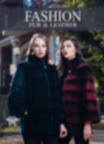 журнал Fashion Fur&Leather 2017, Меховая фабрика Золотой Олимп, меха, меховая мода