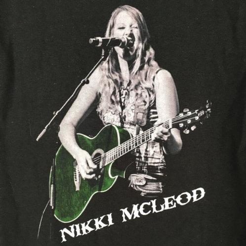 Nikki McLeod Live T-Shirt