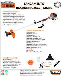 Lançamento_GR260