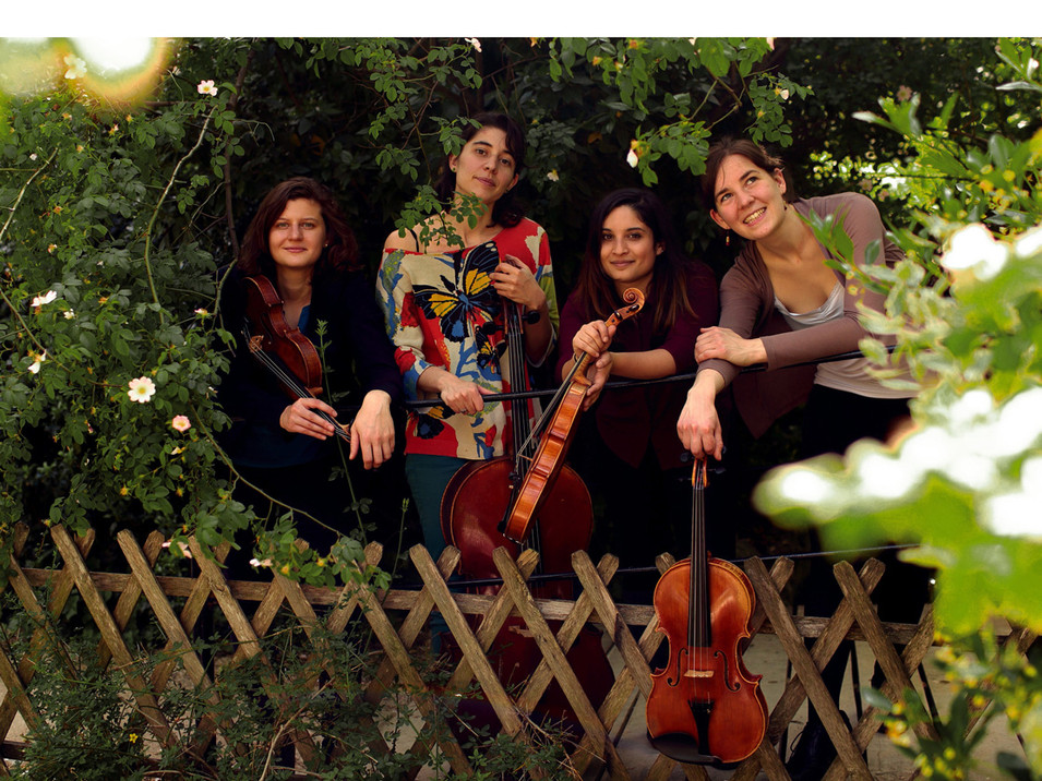 Quatuor Akilone