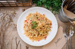 Spicy Mango Quinoa salad