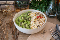 Kale with Avocado Bowl