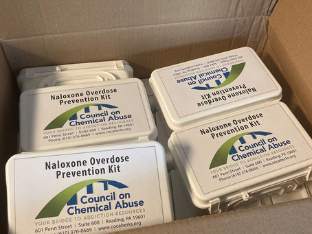 Narcan® Now Has an Extended Shelf Life