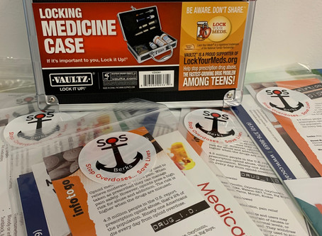 New SOS Berks Packets Promote Medication Safety