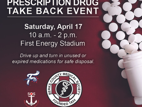 5th Annual Prescription Drug Take Back Event