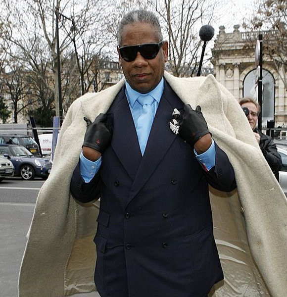 Andre` Leon Talley