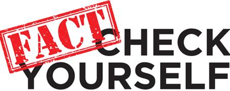 YOU are the Fact Checker