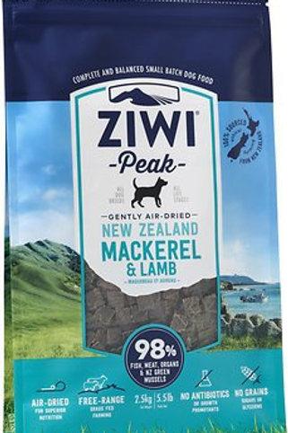 Ziwi Peak Dog Mackerel & Lamb Recipe Air-Dried Dog Food