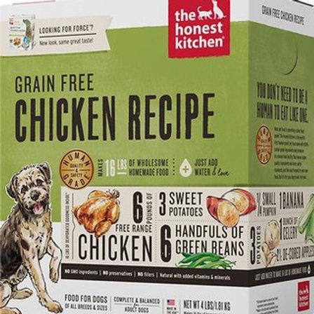 The Honest Kitchen Grain-Free Chicken Recipe Dehydrated Dog Food