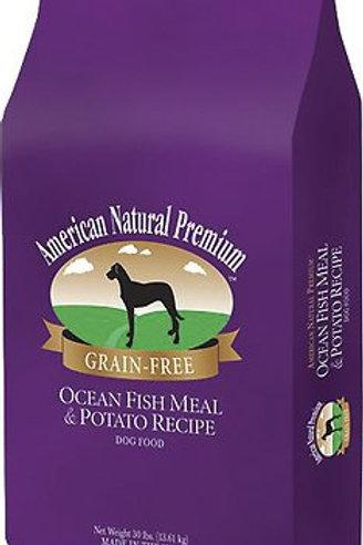 American Natural Premium Grain Free Ocean Fish & Potato Dry Dog Food