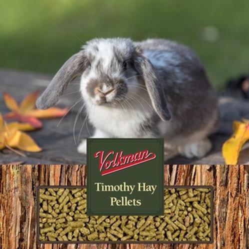Volkman Timothy Hay Pellets Rabbit Food