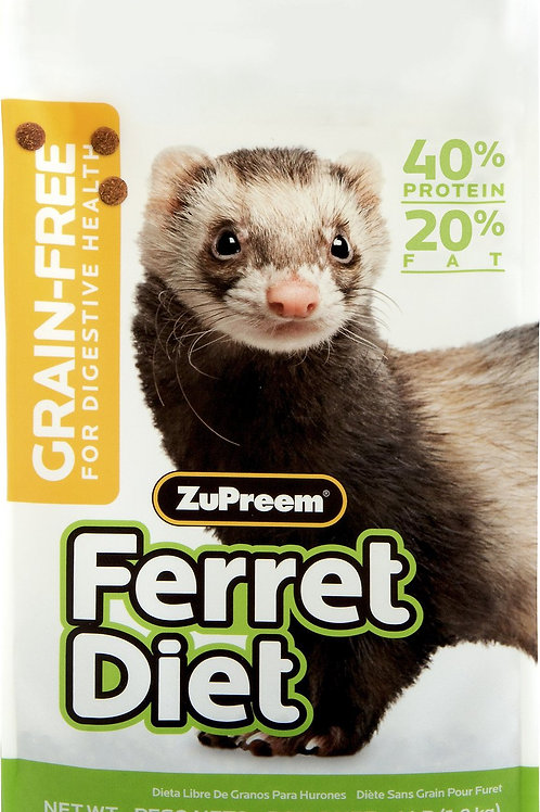 ZuPreem Grain-Free Diet Ferret Food