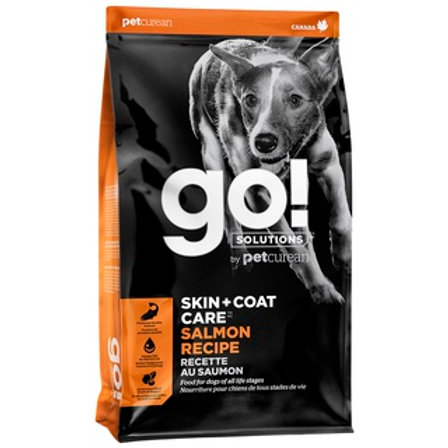 Petcurean Go! Skin + Coat Care Salmon Dry Dog Food