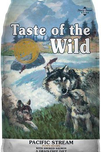 Taste of the Wild Pacific Stream Puppy Formula Grain-Free Dry Dog Food