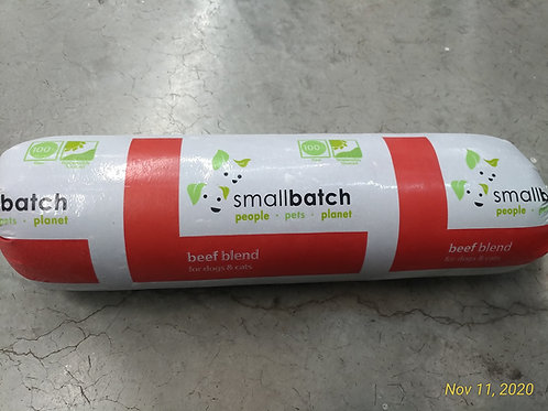 SmallBatch Beef Blend for Dogs & Cats