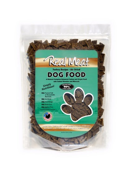 The Real Meat Company Turkey Grain-Free Air-Dried Dog Food
