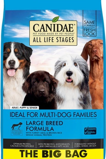 Canidae All Life Stages Turkey Meal & Brown Rice Large Breed Dry Dog Food