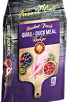 Fussie Cat Grain Free Quail & Duck Recipe Dry Cat Food