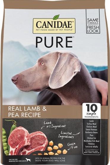 Canidae PURE Grain Free Lamb & Pea Recipe Dry Dog Food