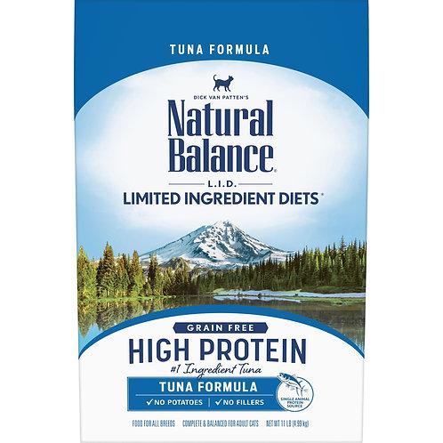 Natural Balance L.I.D. High Protein Tuna Formula Cat Dry Food