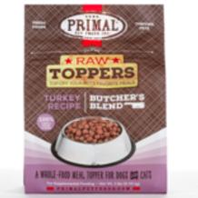 Primal Butchers Block Topper Turkey