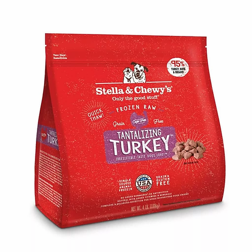 Stella & Chewy's Tantalizing Turkey Dinner Morsels