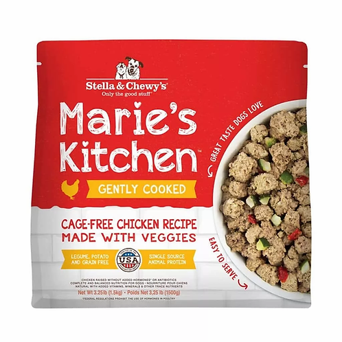 Stella & Chewy's Marie's Kitchen Gently Cooked Chicken