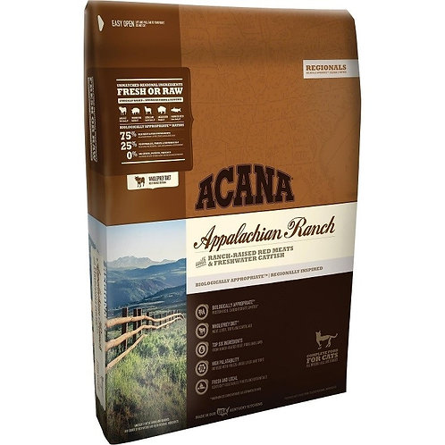 ACANA Regionals Appalachian Ranch Dry Cat Food