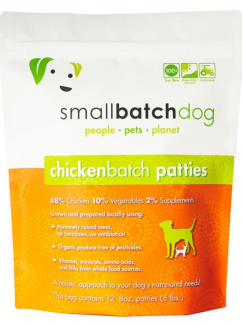 SmallBatch Frozen Chicken Patties